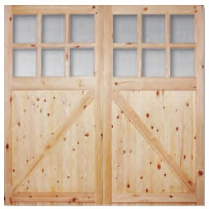 View our Garage Doors and Gates range
