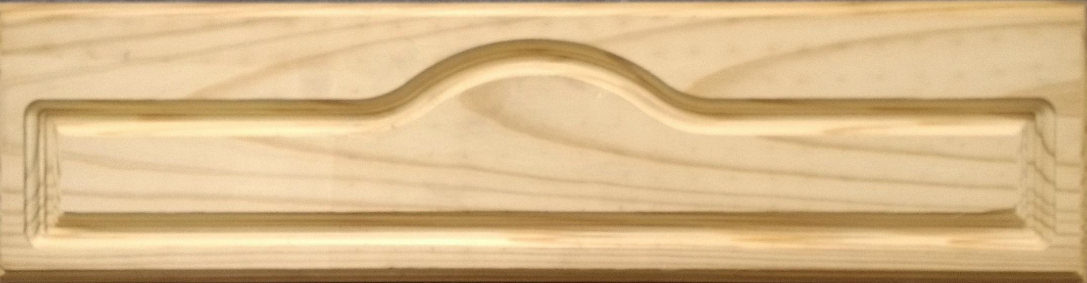 Clear Pine Drawer Kitchen Door Doors Galore
