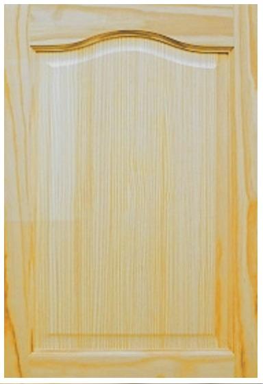Clear Pine Replacement Kitchen Door Doors Galore