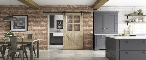 Grange Sliding Barn Doors with Free Delivery