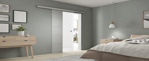Infinity Glass Sliding Doors with Free Delivery