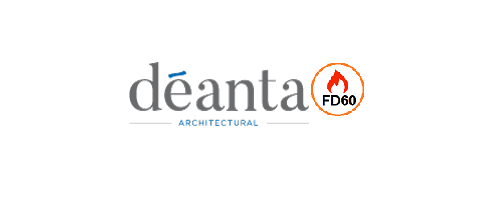 Deanta Architectural Prefinished Firedoors FD60