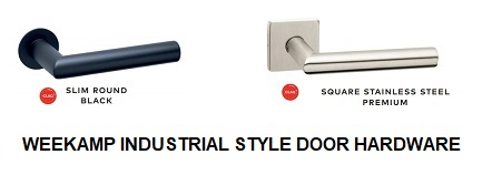 WEEKAMP Industrial Door Hardware