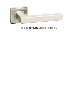 Eco Stainless Steel Door Handles - WK