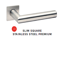 Slim Square Stainless steel Premium - WK