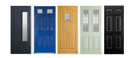 GRP Composite Replacement  Doors