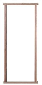 External Hardwood Door Frame - X
