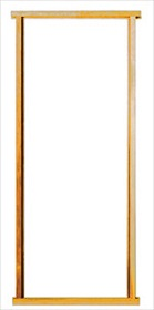 External Fire Door Frame - Includes Intu...