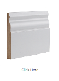 White Primed Ulysses Skirting Pack - DE