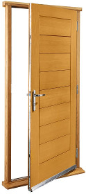 Oak Modena Doorset - Prefinished - XL