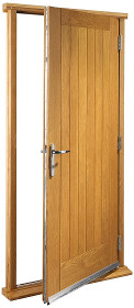 Oak Suffolk Doorset