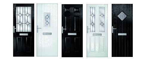 Composite Doorsets (Includes Frame)