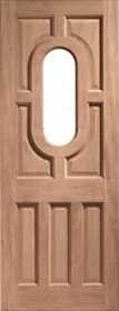 Hardwood Acacia - Unglazed - Dowelled - ...