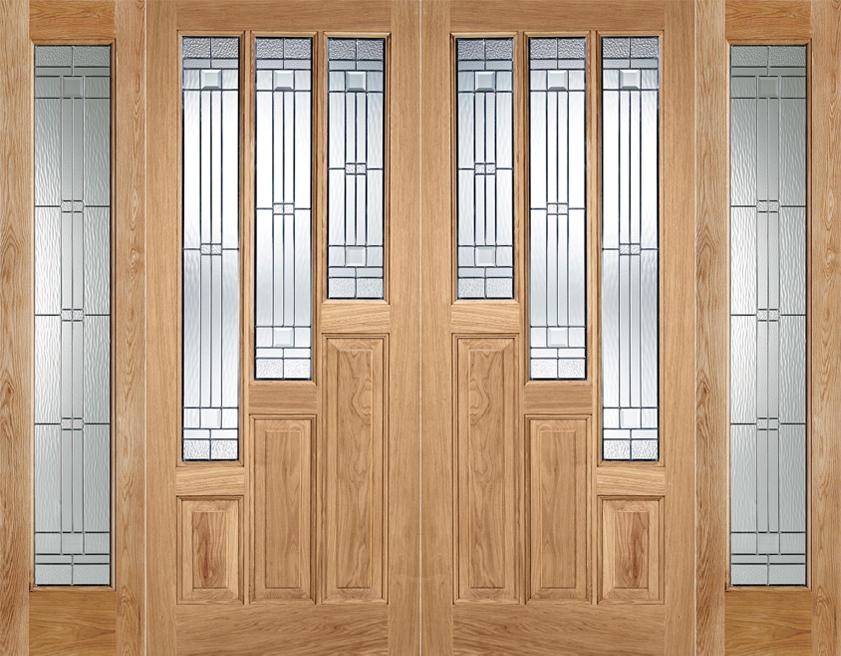 Coventry oak door interior doors doors galore for Coventry garage doors