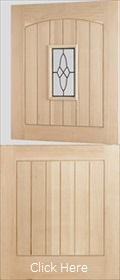 Oak Cottage Stable 1L - Lead Double Glazed - LP