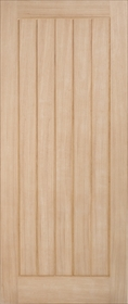 Oak Geneva - Part L Compliant Door - LP