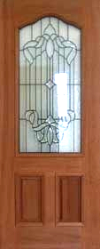 Hardwood Hampshire Door - DF