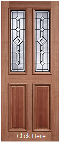 Hardwood Derby Leaded - Double Glazed - ...