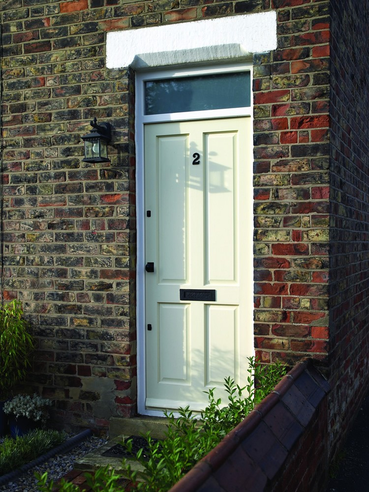 External Hardwood London Door