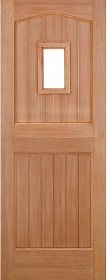 Hardwood Stable 1L - Unglazed - Dowelled...