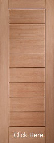 Hardwood Modena - Front Door - XL