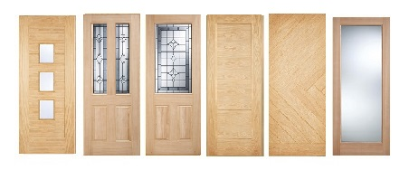 Oak PART L Doors