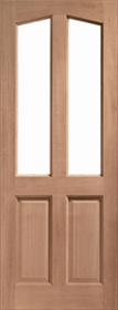 Hardwood Richmond - Unglazed - Dowelled ...