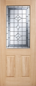 Oak Winchester - Double Glazed - Part L Compliant - LP