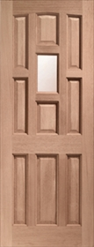 Hardwood York - Unglazed - Dowelled - X