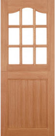 Hardwood Stable 9 Light - Unglazed - Dow...