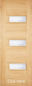 Oak Portomaso - Obscure Double Glazed - ...
