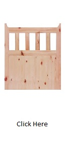 Redwood 600 - Garden Gate -  42mm Depth ...