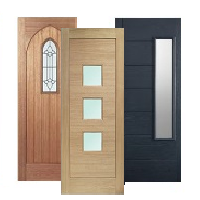 View our External Doors range