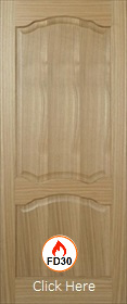 Oak Louis - FD30 - 44mm - Pre Finished - LP