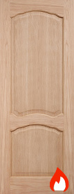 Oak Louis - FD30 - 44mm - Unfinished - LP