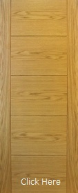 Oak Trend Solid - Channel Groove - Pre Finished - DF