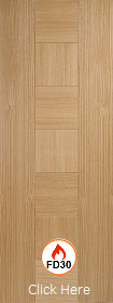 Oak Catalonia - 44mm - FD30 - Pre Finished - LPD