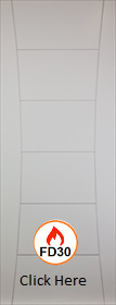 White Primed Pamplona - FD30 - 44mm - DE