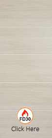 Laminate Ivory Santandor - FD30 - 44mm -...
