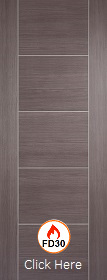 Laminate Medium Grey Vancouver  FD30 - 4...