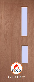 44mm - FD30 - Lipped Timber Blank 05 Cle...