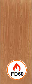Solid Engineered Timber Blank - FD60 - L...