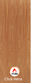 Unlipped Timber Blank.- FD60 - 54mm - LP...