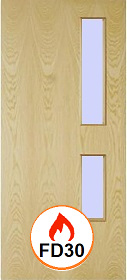 Ash  - Real Wood Veneer with Clear 05 Gl...