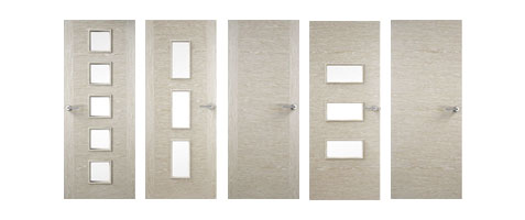 44mm & 54mm Scandinavian Driftwood Fire Doors