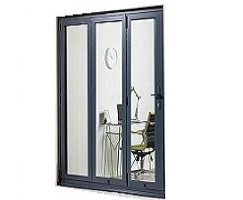 External 6ft ALUVU Folding Doors in Pref...