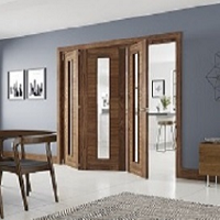View our Folding Doors range