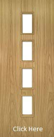 Oak Galway - Solid Core - Unglazed - Unfinished - DE