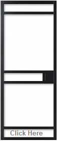 Black Industrial Door WK6332 WK6312 Clea...