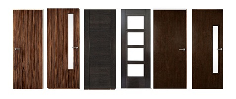 Abachi Prefinished Fire Doors FD30 44mm